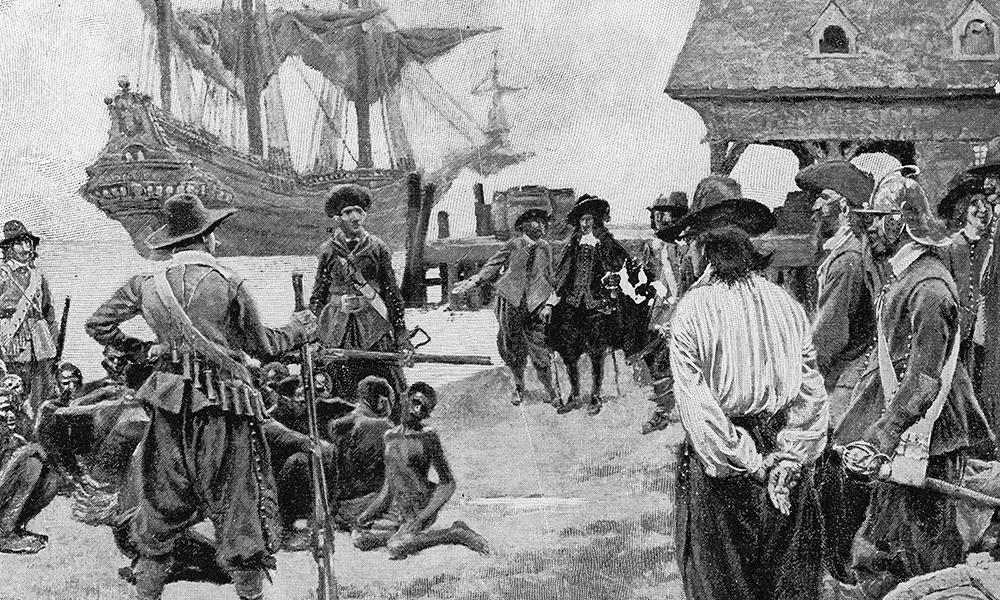 Dutch Slavers